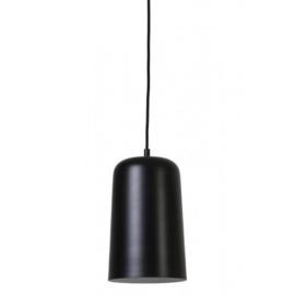 2926012 | Hanglamp LUCINDA mat zwart - Ø18x32 cm | Light & Living