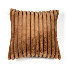 210089 | Pillow Wuzzy 50x50 cm - peach | By-Boo - Verwacht op 29-09!