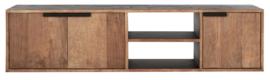 CS 605134   Cosmo Hangend TV meubel No.1 medium   DTP Home