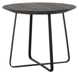 HI 301143 | salontafel Neptunes medium - zwart  | DTP Home