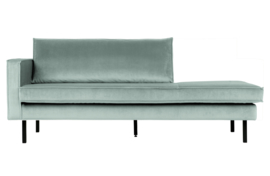 800743-144 | Rodeo daybed left velvet mint | BePureHome
