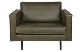 378608-A | Rodeo fauteuil army | BePureHome