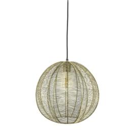 210072 | Hanglamp Floss small - bronze | By-Boo - Verwacht vanaf week 17!