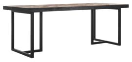 CC 206814 | Eettafel Criss Cross - 200 cm | DTP Home