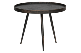 800947-G | Bounds bijzettafel l metaal antique goud 44xø58 | BePureHome, back in stock 24/1/20