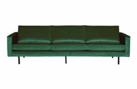 800543-162 | Rodeo bank 3-zits velvet green forest | BePureHome