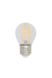 9900412 | Led Kogel ø4,5x8 cm Light 4W Helder E27 Dimbaar | Light & Living