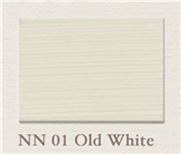 NN01 Old White, Matt Emulsions (2.5LT)