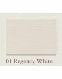 01 Regency White, Eggshell (0.75L)