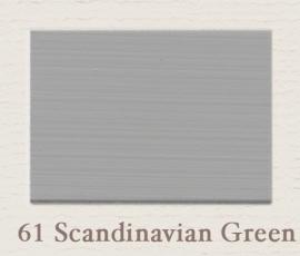 61 Scandinavian Green, Eggshell (0.75L)