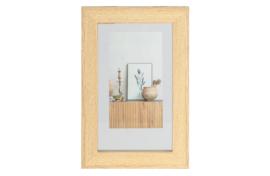 377096-N | Blake fotolijst met houten rand naturel 30x20 | WOOOD Exclusive
