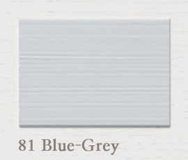 81 Blue-Grey, Eggshell (0.75L)