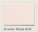 Powder Blush K40, Matt Emulsions (2.5LT)