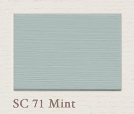 SC 71 Mint, Eggshell (0.75L)
