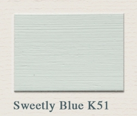 K51 Sweetly Blue, Eggshell (0.75L)