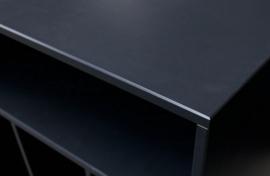 373900-Z | James kastje noten/zwart [fsc] | WOOOD