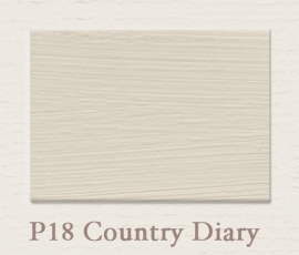 P18 Country Diary, Eggshell (0.75L)