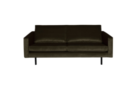 800542-156 | Rodeo bank 2,5-zits velvet dark green hunter | BePureHome
