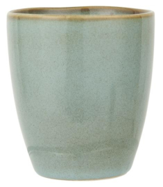 2440-26 | Mug w/o handle Light Blue Dunes | Ib Laursen