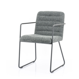 210029 | Chair Artego - anthracite | By-Boo