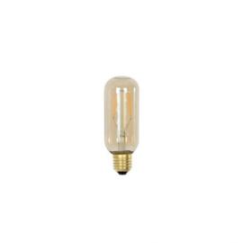 9900205 | LED Staaf Breed ø4,5x12,5 cm Light 2W Amber E27 | Light & Living