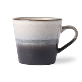 ACE6052 | Ceramic 70's cappuccino mug: rock | HK Living