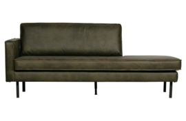 800743-A | Rodeo daybed left army | BePureHome