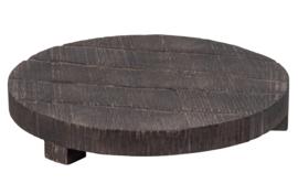 377407-B | Chloé plateau hout bruin | WOOOD Exclusive - Verwacht op 03-12!