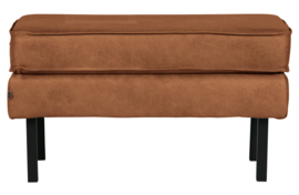 800897-B | Rodeo hocker op poten cognac | BePureHome