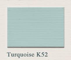 Turquoise K52, Matt Emulsions (2.5LT)