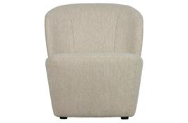 375153-HON | Lofty fauteuil bouclé naturel | VTWONEN