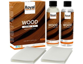 Matt Polish Wood Care Kit + Cleaner | Oranje Furniture