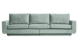 800093-144 | Fame bank 3-zits velvet mint | BePureHome