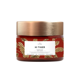 8110003 | Body scrub - Hi tiger it's spa time | The Gift Label