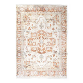 196125 | Carpet Alix 200x290 cm - red | By-Boo