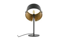 373735-Z | Pien tafellamp metaal zwart | WOOOD Exclusive