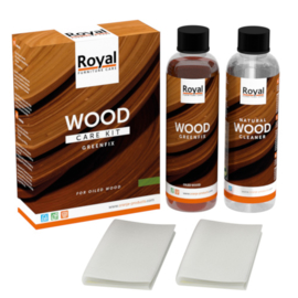 Greenfix Wood Care Kit + Cleaner | Oranje Furniture
