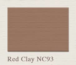 NC93 Red Clay, Eggshell (0.75L)