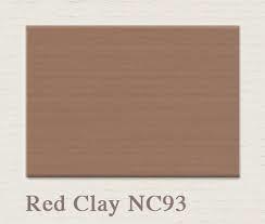 NC93 Red Clay, Eggshell (0.75L)