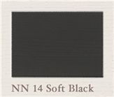 NN14 Soft Black, Matt Emulsions (2.5LT)
