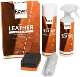Leather Care Kit - Brushed & Vintage Leather | Oranje Furniture