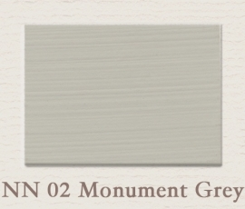 NN 02 Monument Grey, Eggshell (0.75L)