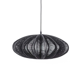 192121 | Hanglamp Nimbus - black | By-Boo