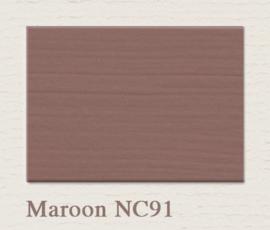 NC91 Maroon, Eggshell (0.75L)