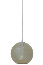 3086827 | Hanglamp Ø20x22 cm SHIELA metallic amber | Light & Living