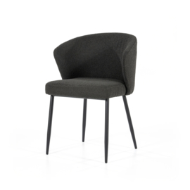 95587 | Stoel Santos - zwart copenhagen | Eleonora
