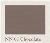 NN07 Chocolate, Matt Emulsions (2.5LT)