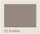 22 Pebble Matt Emulsions (2.5LT)