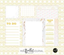 Mijn bullet journal | Sticky notes