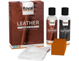 Leather Care Kit - Wax & Oil | Oranje Furniture